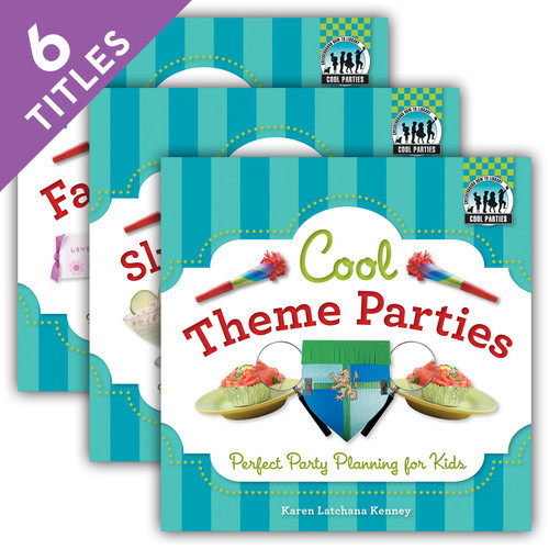 Cover: Cool Parties