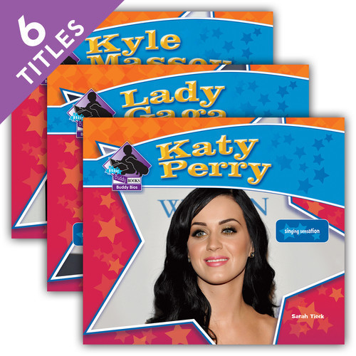 Cover: Big Buddy Biographies Set 7