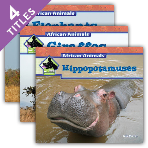 Cover: African Animals