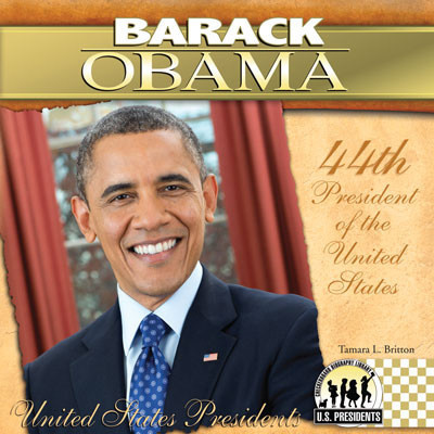Cover: Barack Obama *2014