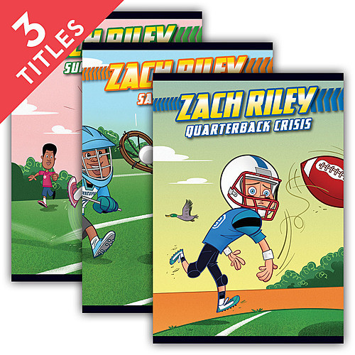 Cover: Zach Riley