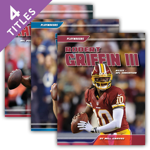 Cover: Playmakers Set 4