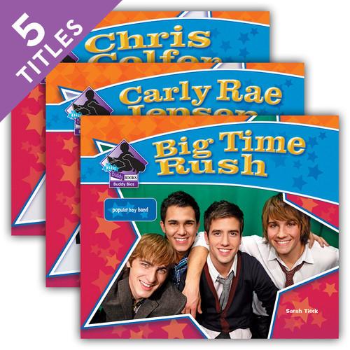 Cover: Big Buddy Biographies Set 10
