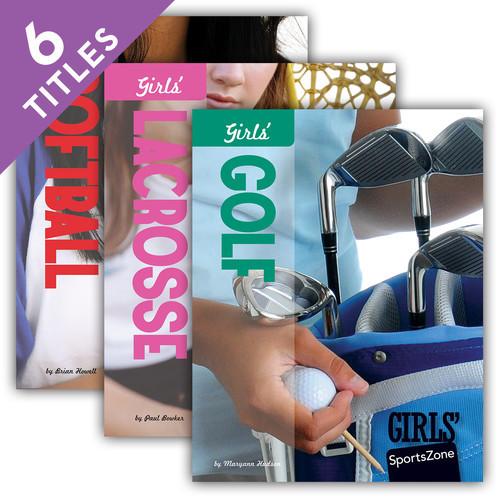 Cover: Girls' SportsZone