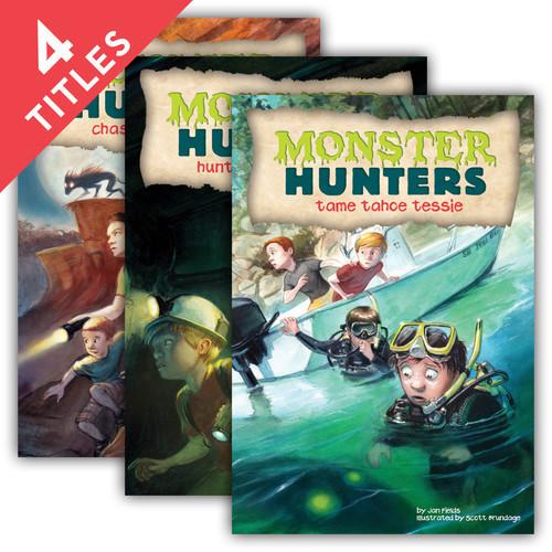 Cover: Monster Hunters Set 1