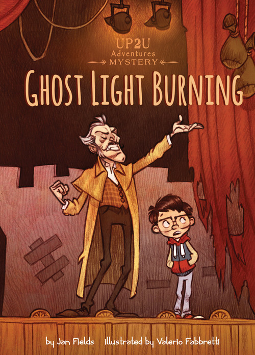 Cover: Ghost Light Burning: An Up2U Mystery Adventure