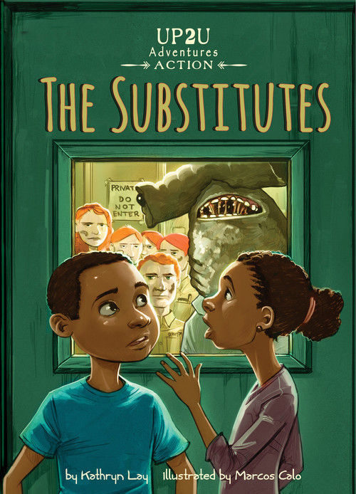 Cover: Substitutes: An Up2U Action Adventure