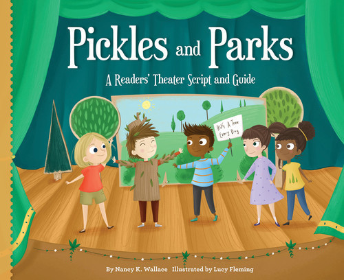 Cover: Pickles and Parks: A Readers' Theater Script and Guide