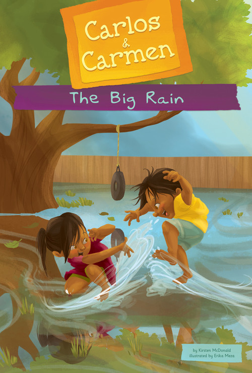 Cover: Big Rain