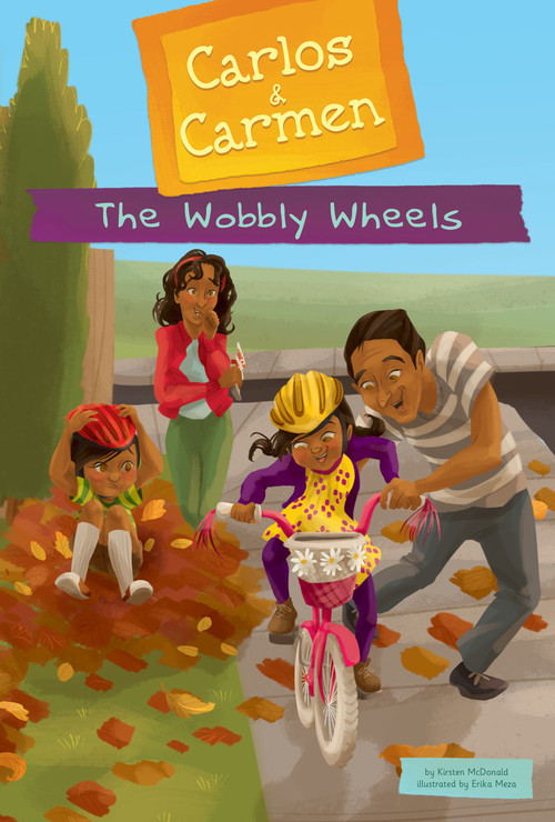 Cover: Wobbly Wheels