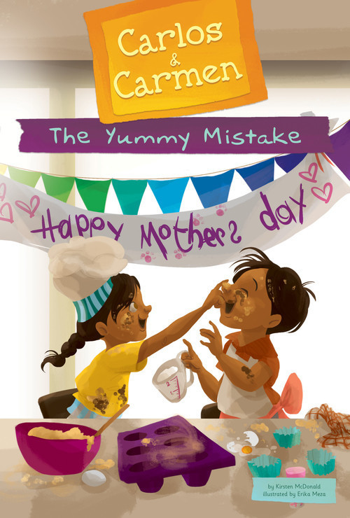 Cover: Yummy Mistake