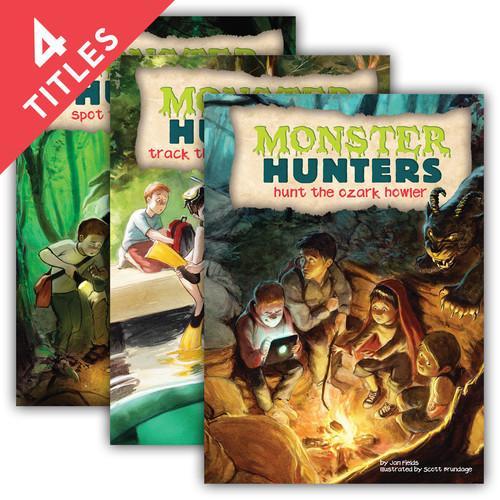 Cover: Monster Hunters Set 2