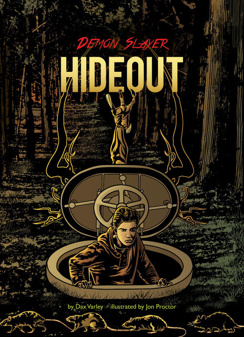 Cover: Book 1: Hideout