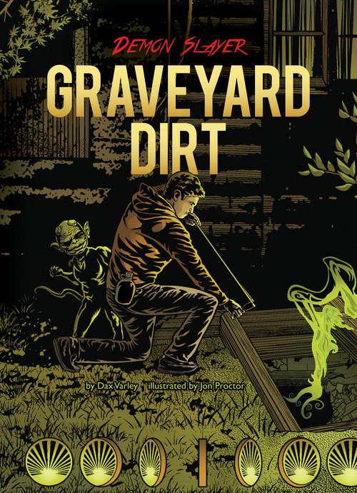 Cover: Book 2: Graveyard Dirt