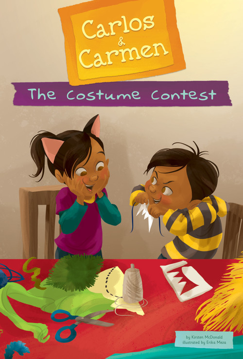 Cover: The Costume Contest