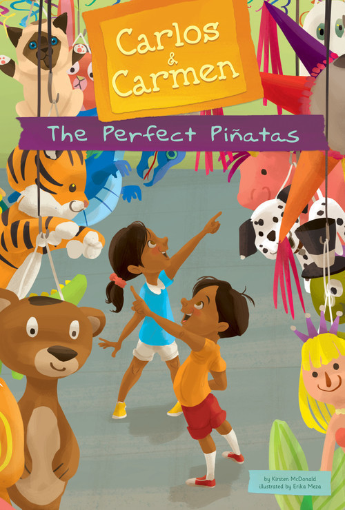 Cover: The Perfect Piñatas