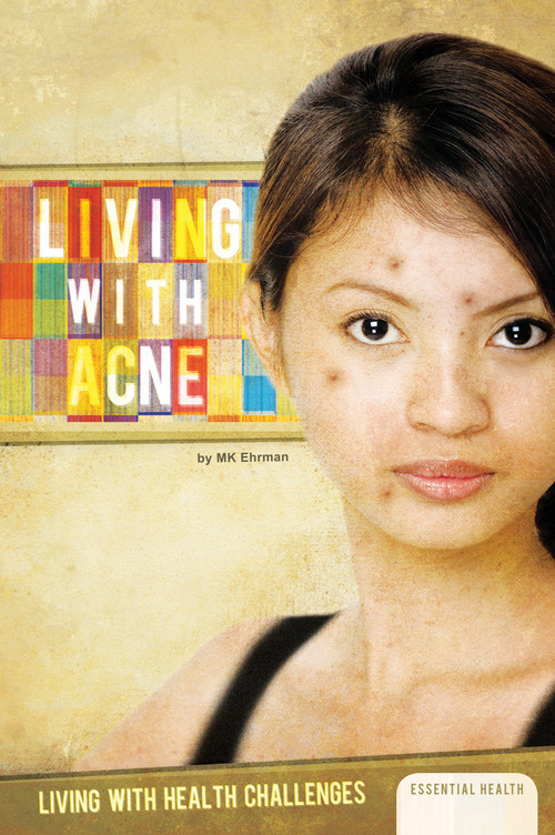 Cover: Living with Acne