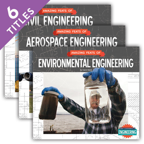 Cover: Great Achievements in Engineering
