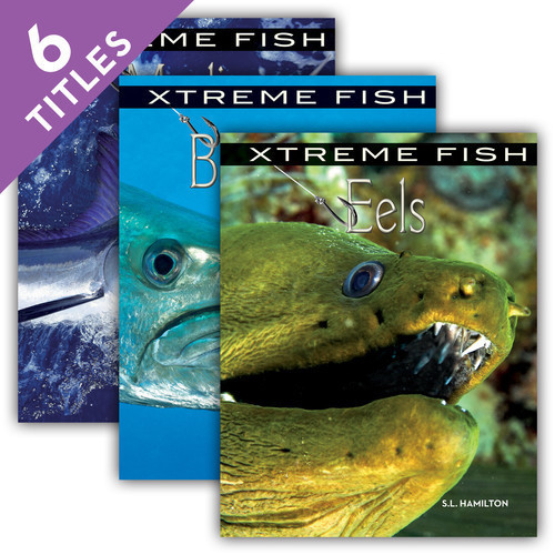 Cover: Xtreme Fish