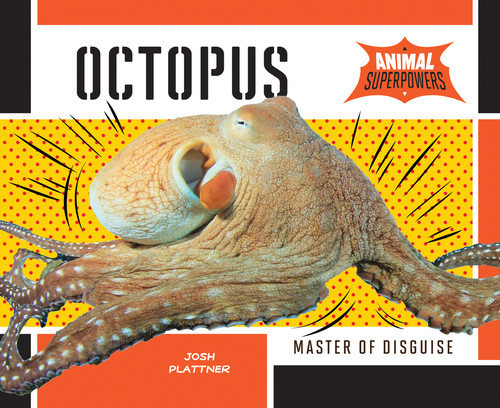 Cover: Octopus: Master of Disguise