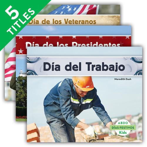 Cover: Días festivos (National Holidays) (Spanish Version)