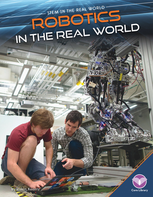 Cover: Robotics in the Real World