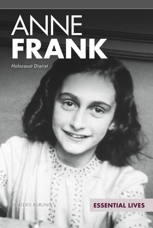 Cover: Anne Frank: Holocaust Diarist