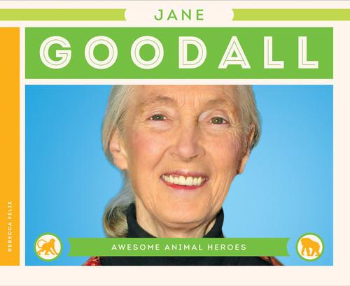 Cover: Jane Goodall