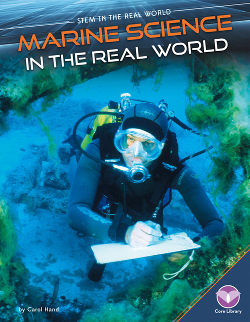 Cover: Marine Science in the Real World