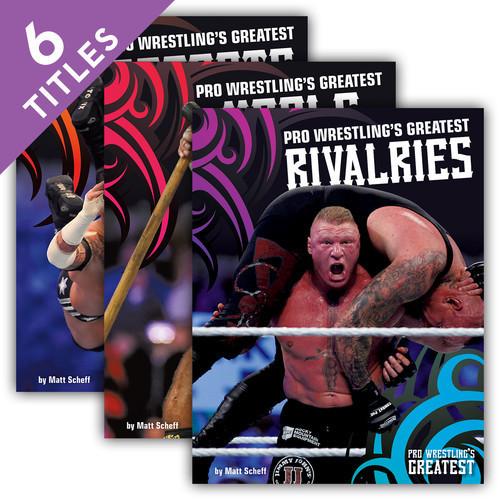 Cover: Pro Wrestling's Greatest