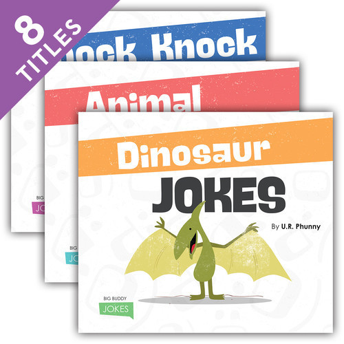 Cover: Big Buddy Jokes