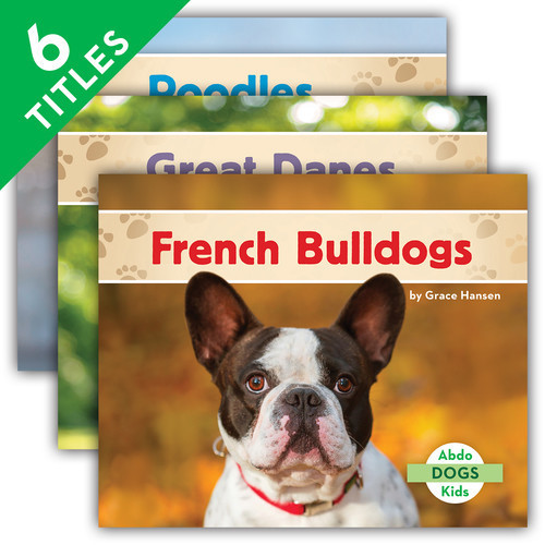 Cover: Dogs Set 2