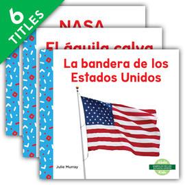 Cover: Símbolos de los Estados Unidos (US Symbols)