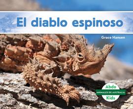 Cover: El diablo espinoso (Thorny Devil)