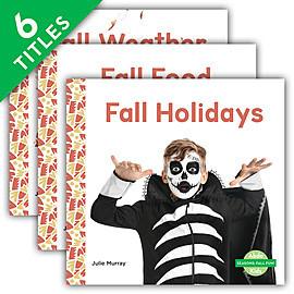 Cover: Seasons: Fall Fun!