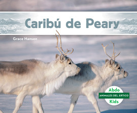 Cover: Caribú de Peary (Peary Caribou)