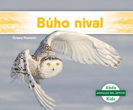 Cover: Búho nival (Snowy Owl)