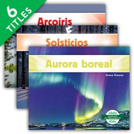 Cover: Luces en el firmamento (Sky Lights)