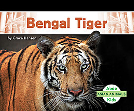 Cover: Bengal Tiger