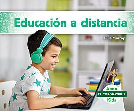 Cover: Educación a distancia (Distance Learning)