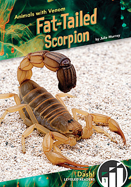 Cover: Fat-Tailed Scorpion