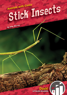 Cover: Stick Insects