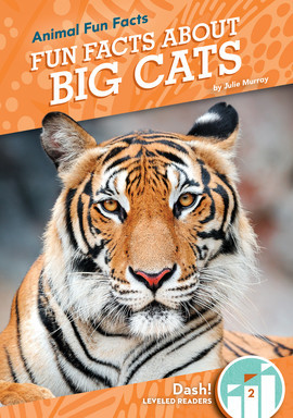 Cover: Fun Facts About Big Cats