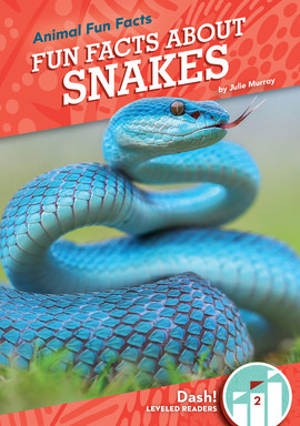 Cover: Fun Facts About Snakes