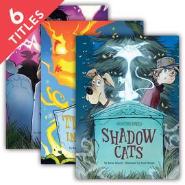 Cover: Graveyard Diaries Set 3