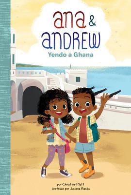 Cover: Yendo a Ghana (Going to Ghana)
