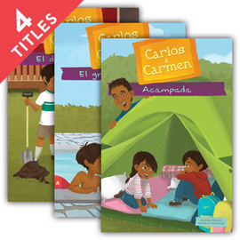 Cover: Carlos & Carmen (Spanish Version)