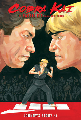 Cover: The Karate Kid Saga Continues: Johnny's Story #1