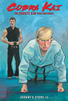 Cover: The Karate Kid Saga Continues: Johnny's Story #3