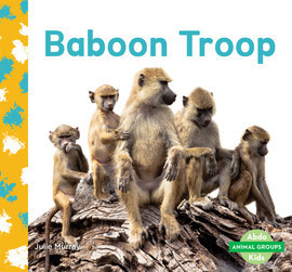 Cover: Baboon Troop
